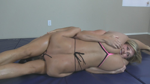 Goddess Rapture vs Skylar Renee prt1