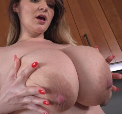 Micky Bells – Milk Pressure Huge Jugs 720p