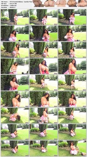 Rachel Aldana   Garden Maid 1 HD 720p