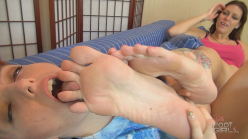 Clean my Big Size 12 Soles For Rent! - HD 1080p WMV