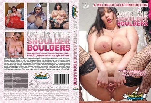 Over The Shoulder Boulders   Kore Goddess, Simone Stephens, Meow 34JJ