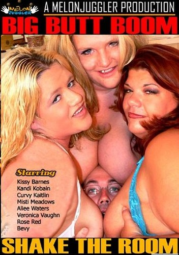 Big Butt Boom Shake The Room – Kandi Kobain, Veronica Vaughn