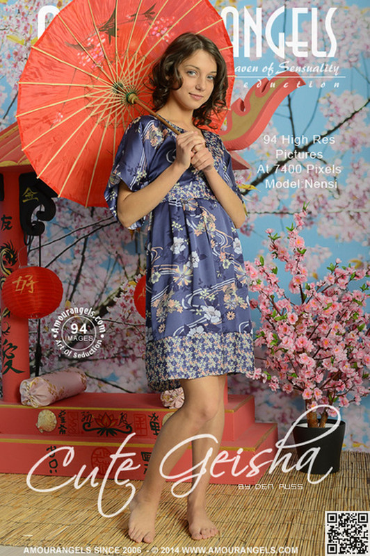 AmourAngels: Nensi - Cute Geisha