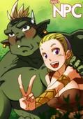 Updated comic NPC - by Frenchkizz - Mmo's npc