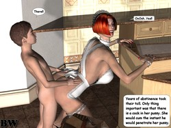 My son uses a slave maid every day...