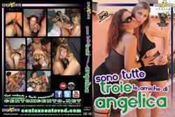 906xyepzt8o1 Sono Tutte Troie Le Amiche Di Angelica   Cento X Cento
