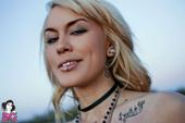 sexy tattoo babe