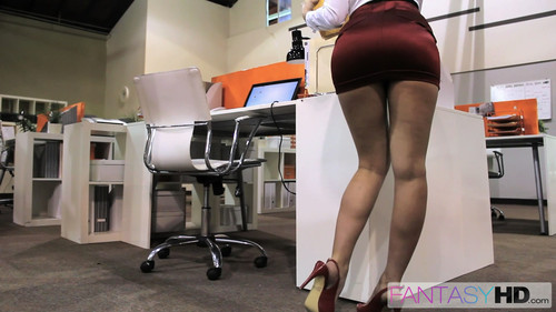 Lily Carter - Private Secretary