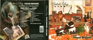 Pavlov's Dog - Live House Broken (2016) [DVD9]