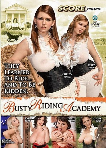 Busty Riding Academy – Karina Hart, Christy Marks, Terry Nova