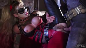 Kleio Valentien - Batman v Superman XXX Parody sc2, 2015, HD, 720p