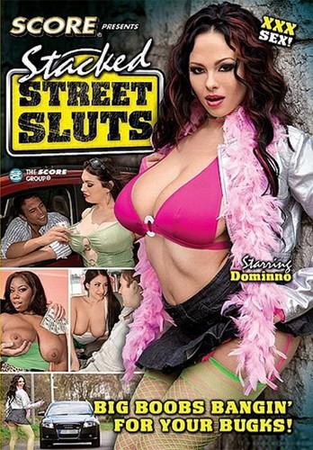 Stacked Street Sluts – Dominno, Terry Nova, Cassandra, Candance Von
