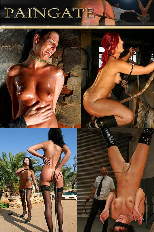 PainGate BDSM Punishment SiteRip BDSM SITERIPS