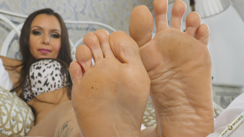 Angela is your footfetish goddess - FULL HD WMV
