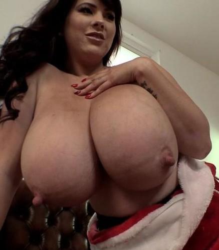 Rachel Aldana – Busty Santa's Sack 1 720p