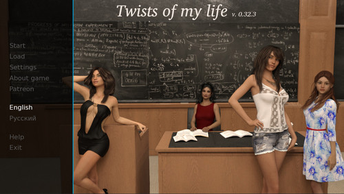 Twists of My Life [v0.32.3] [Novel]