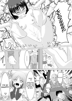 GROUP TICKLING Hentai Manga