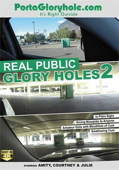 Real Public Glory Holes 2 (2017)