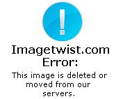 Carolina Peleritti half naked in black thong