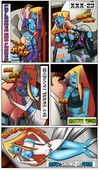 Sexfire - Up to Trask - X-Men adult comic parody - ongoing