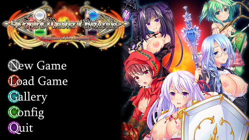The Spirit Master of Retarnia Conqueror of the Labyrinth (MangaGamer)
