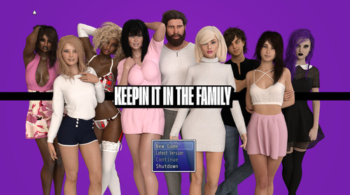 57fcxh9vf6xy - Keepin' It In The Family: Dysfunctional Family Day 4 [Greebo]