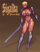 The Pit Sigalda The Princess Knight Ongoing