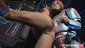 Adriana Chechik, Lily Labeau - Star Wars The Last Temptation sc3, HD