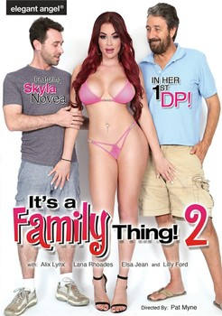 Its A Family Thing 2 (2018)