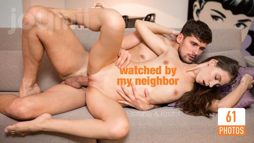 JoyMii Stefanie Moon & Kristof Watched By My Neighbor