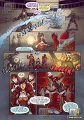 Drawn-Hentai - The Last Airbender - Legend of Korra - Confluence Of The Three Elements - Porn comics parody