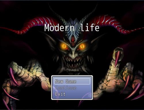 Modern life - Version 0.5.0.1 [Update]