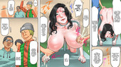 Crazy bdsm comic by Naya - The Female Cattle Camp 2 - The Lewd Heifer Torture Episode