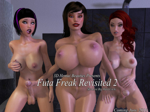 freak futanari