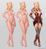 Update Porn parody Sombra - Overwatch by Mavezar