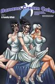 Crazy futanari comic by Transmorpher dds - Banana Cream Cake 21 - Family Affair