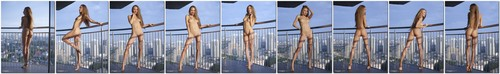 [Hegre-Art] Jolie - Kiev Panorama
