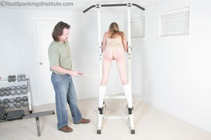 Monica's Uncomfortable Spanking (part 2 Of 2) - image5