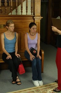 Corey & Holly's First Day At The Institute - image3