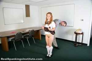 Stevie's Spanking From The Dean - image5