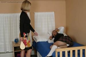 Tasha's Dorm Room Paddling - image3