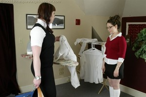 Chelsea Spanked For Chores Pt.1 - image4