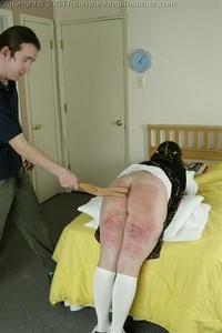 Lori Is Spanked For Stealing A Test, Part 2 - image5