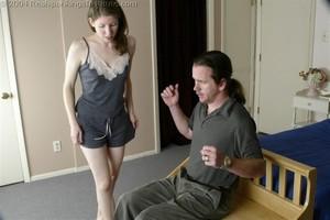 Kathy's Maintenence Spanking Part 1 - image5