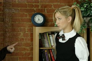 Sarah Is Strapped For Lying - image3