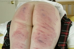 Lori Is Spanked For Stealing A Test, Part 3 - image1