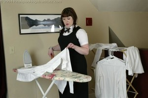 Chelsea Spanked For Chores Pt.1 - image1