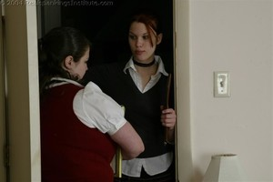 Lori Spanked By Kailee - image4