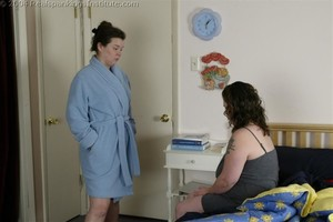 Lady D Finds Lori Out Of Bed Part 1 Of 2 - image5