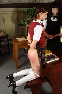 Betty Finds Kailee In Teachers Files Part 2 Of 2 - image2